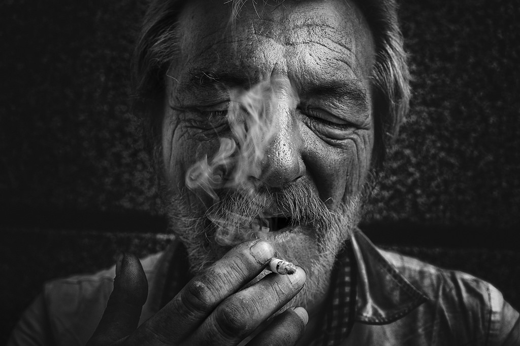 8 bw portrait photographers you should follow on flickr